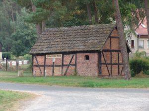 Heimatstube Rieth im alten Spritzenhaus am Herrengarten