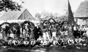 Schulfest im Herrengarten