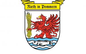 Rieth in Pommern hatte kein Wappen aber so könnte es ausgesehen haben