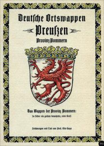 Wappen Provinz Pommern