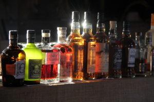 Whisky und Wein zu Kunst Offen